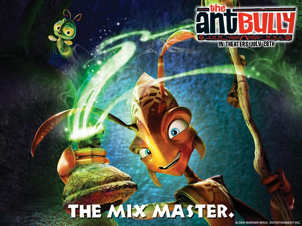 The Ant Bully Movie